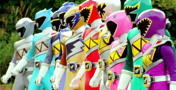 """DVD Review: Saban's """"Power Rangers: Dino Super Charge"""" Evokes Nostalgia For The Giddy Imbecility Of The Original Series"""