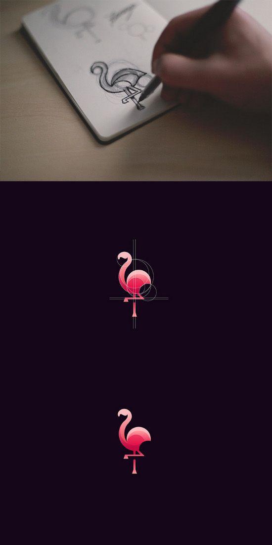 Awesome Circle Animal Logos With Tom Anders Watkins | iBrandStudio