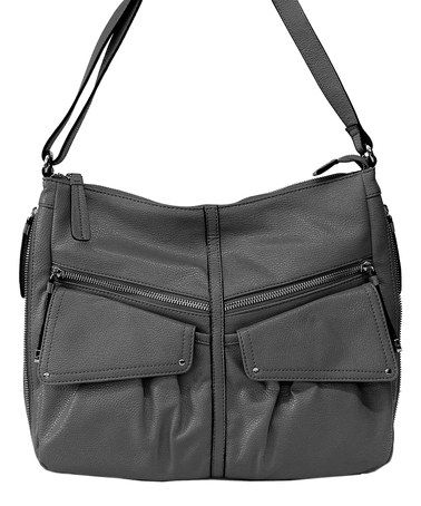 Another great find on #zulily! Black Lindsey Hobo by Jessica Simpson Collection #zulilyfinds