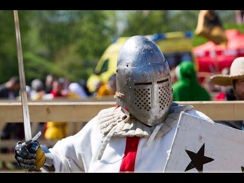 Rycerska Kadra Polski | Polish Medieval Combat Team - YouTube
