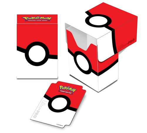 Pokemon Deck Box - Pokeball