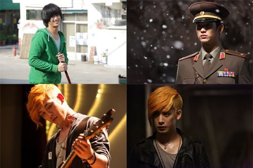 映画『隠密に偉大に』の主演キム・スヒョン、パク・ギウン、イ・ヒョヌがそれぞれ北朝鮮のスパイに扮し、女性ファンの心をときめかせる予定だ。