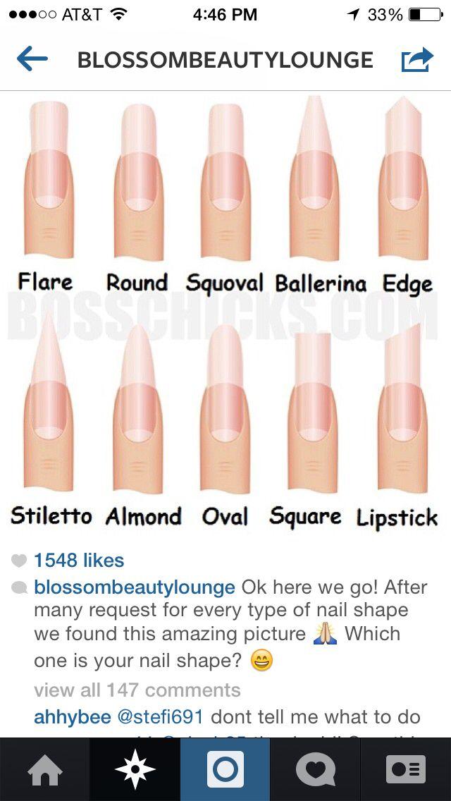 I really wanna try the almond shape!
