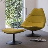 Found it at AllModern - 585 Chair and Ottoman by Geoffrey Harcourt