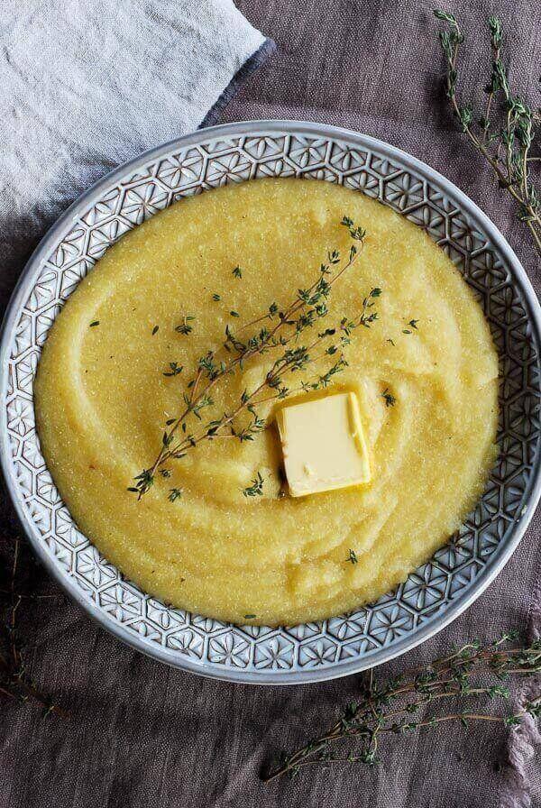 Front Range Fed Quick And Easy Polenta Recipe Recipe Polenta Recipes Easy Polenta Recipe Recipes