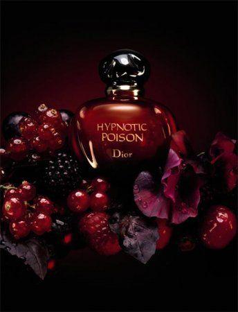 Nez à nez dans le métro avec : Hypnotic Poison de Dior
