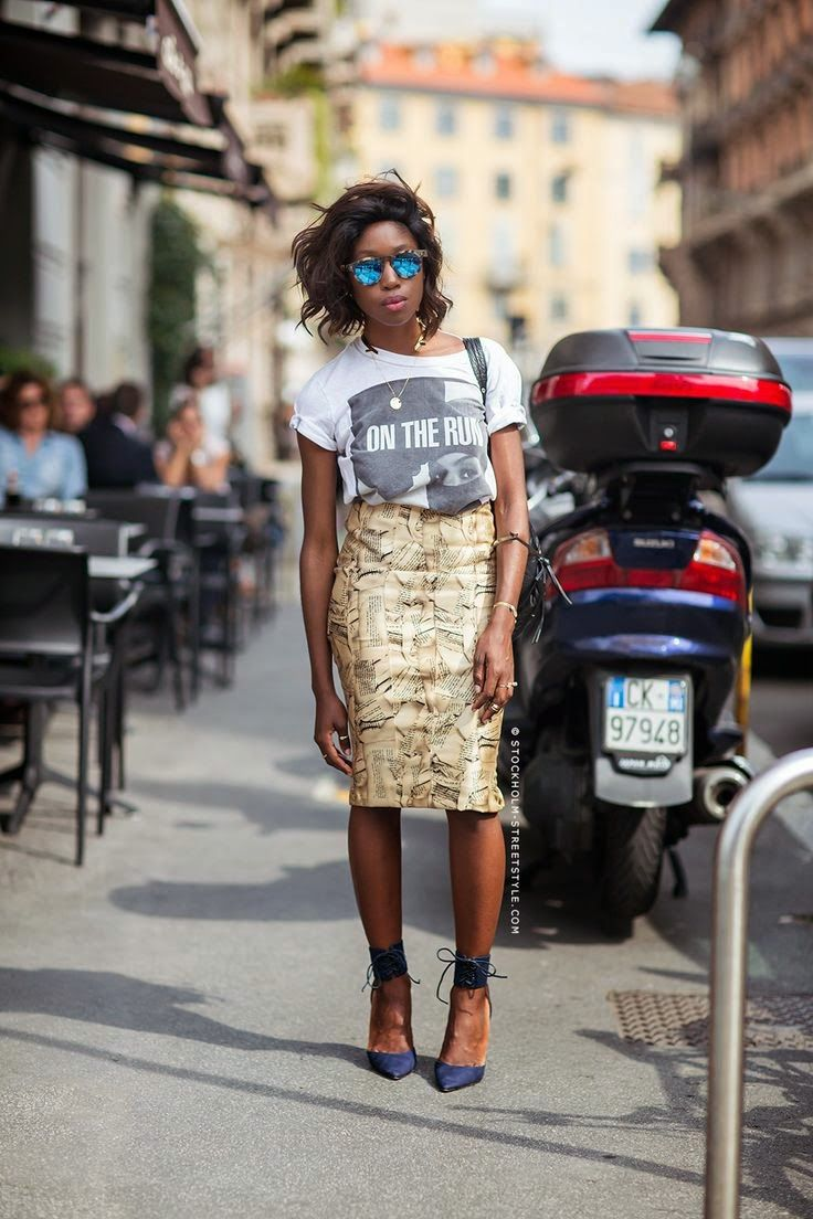 Parisienne: Go-To Tee