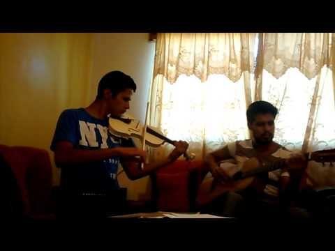 El Ultimo Rodeo - Cover - Violín y Guitarra - YouTube