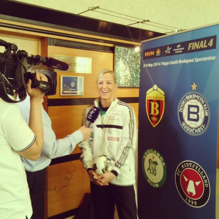 EHF Final Four 2014 media call #aquincumhotel by Eszter F. on Foursquare