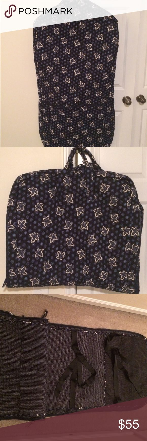 👗Vera Bradley Garment Bag. Gorgeous garment bag👗 👗Vera Bradley Garment Bag. Gorgeous garment bag for vacation or those quick weekend getaways. Approximately 46x22 🚫Trades, paypal, any questions in the comments regarding price please use the offer button or they will be ignored🚫 Vera Bradley Bags Travel Bags