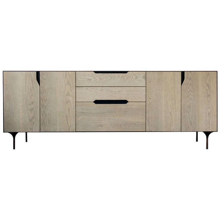 Titan Credenza | From a unique collection of antique and modern credenzas at https://www.1stdibs.com/furniture/storage-case-pieces/credenzas/