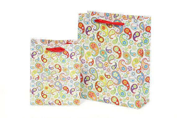 10 pcs 7x9x3inch / 18x23x8Cm /Gift Paper bags For by EnGREEN
