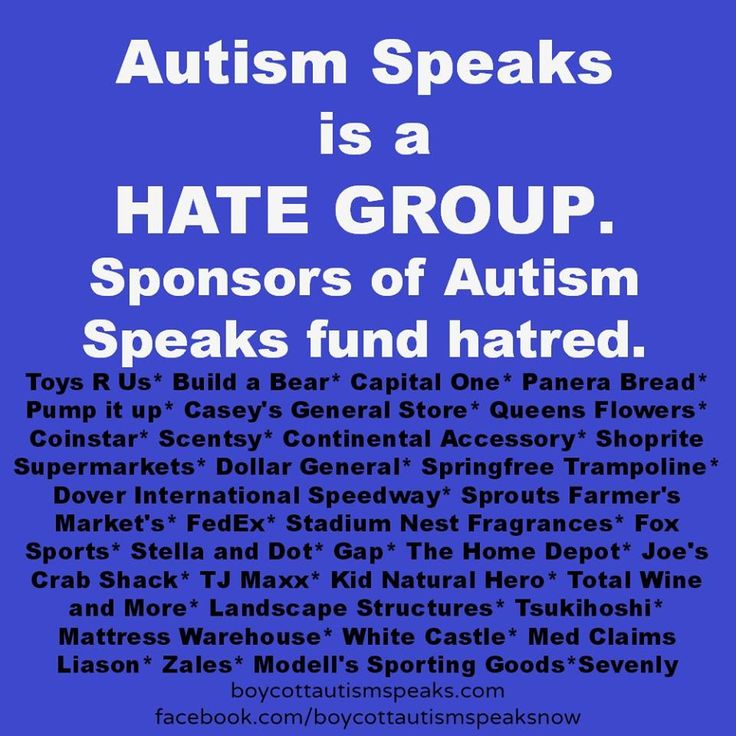 neurology and autism speaks Thomas frazier is chief science officer for the nonprofit autism speaks  sources: elliott sherr, md, phd, professor, neurology, university of california.