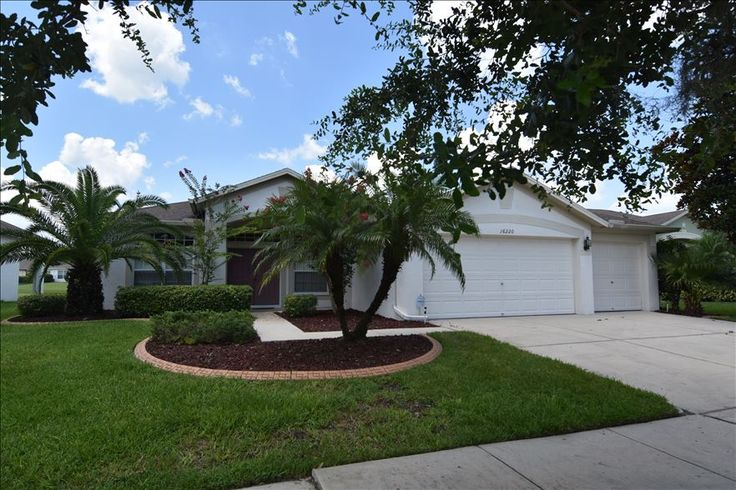 House for Rent in Lithia, FL!!! 16220 Bridgepark, Lithia, FL 33547  4 bd, 3 ba, 2,452 Sq. Ft. | Available 8/1/17 Rental Terms Rent: $2,200 Application Fee: $50 Security Deposit: $2,200 Pet Policy Cats not allowed Dogs not allowed