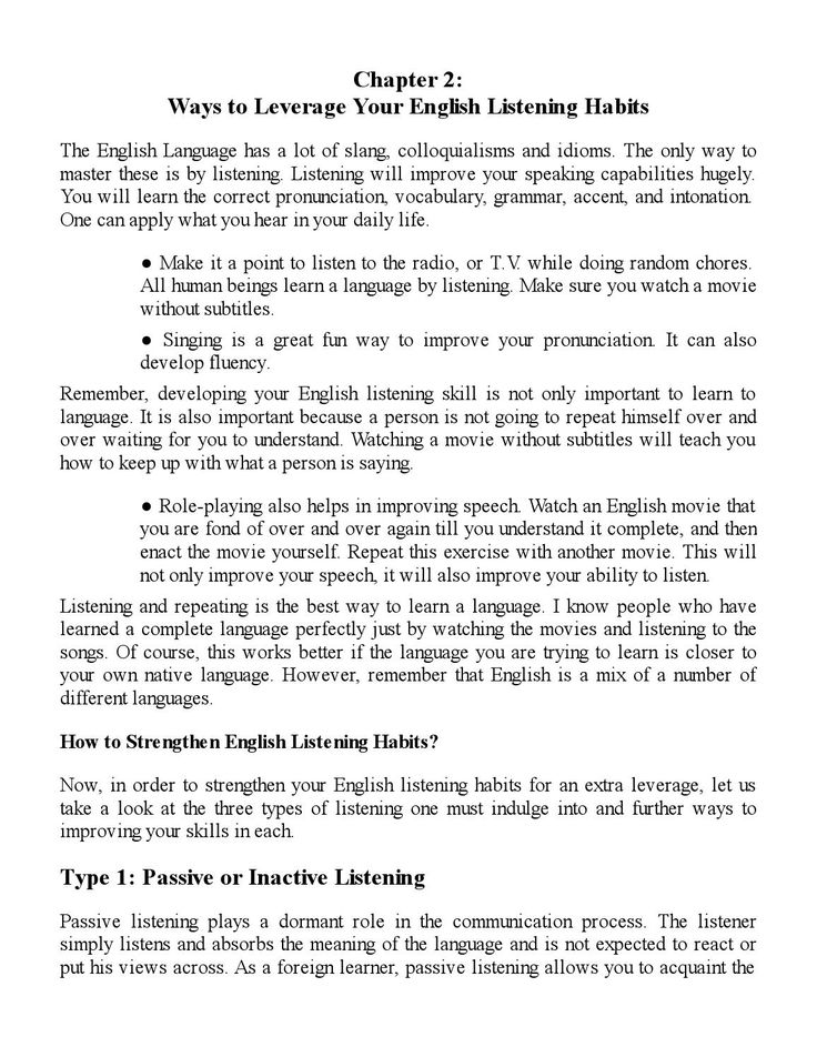 What You Need to Know About Improving Basic English Skills