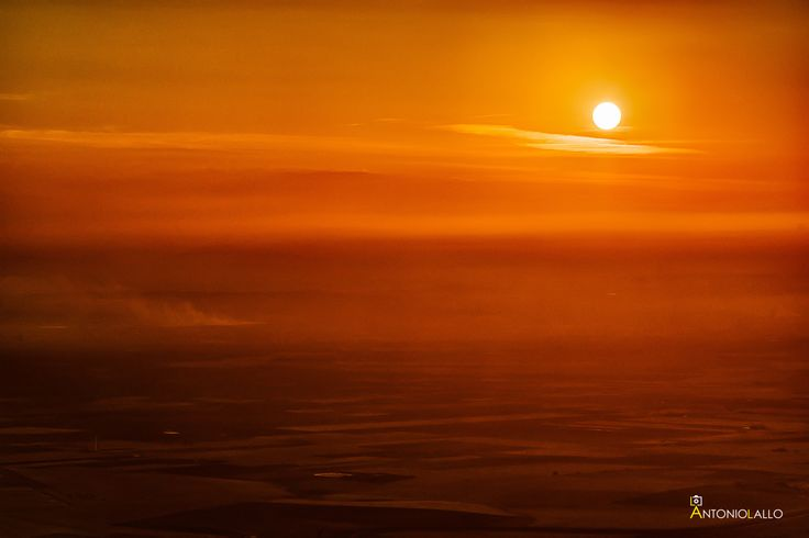 Sunset on Mars by Antonio Lallo on 500px