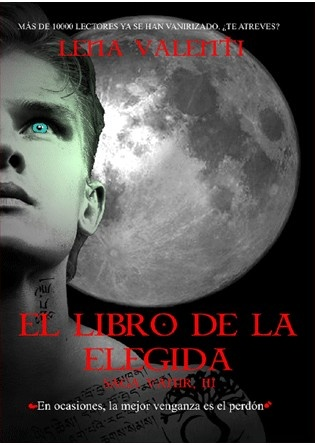 Saga Vanir III. EL LIBRO DE LA ELEGIDA