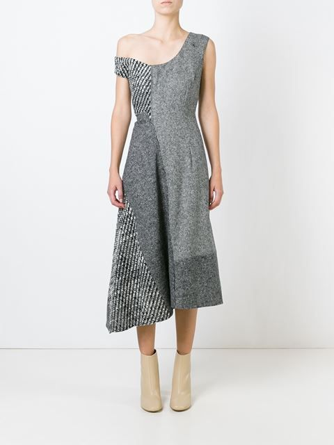 твидовое платье 'Jackie'