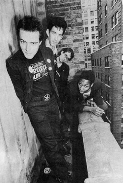 Dead Kennedys #nowplaying Another band I got bought up with. I love my mom n dad! They taught me to appreciate music.
