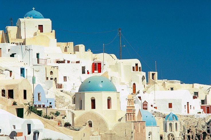 Santorini #Finnmatkat