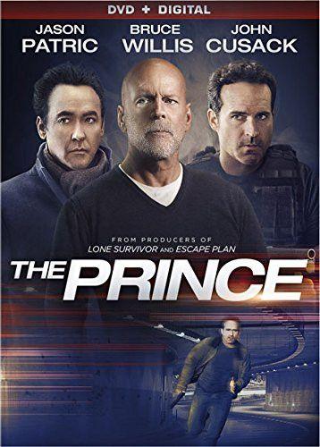 The Prince DVD Starring Bruce Willis, Jason Patric & John Cusack