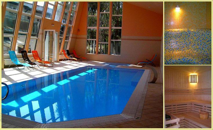 Hotel Guest Centre Štúrovo - Bazén a sauny
