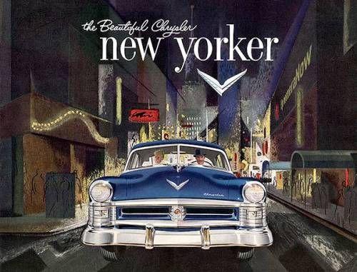 """specialcar: """"1952 Chrysler New Yorker """""""