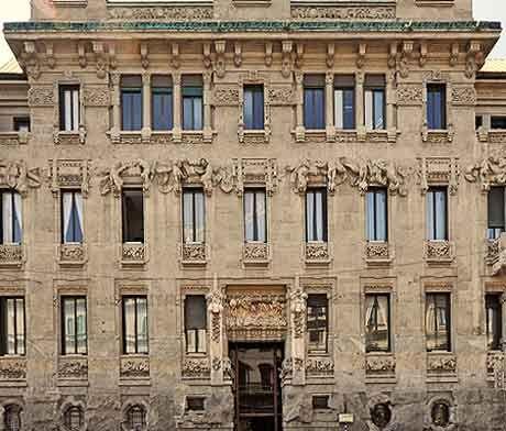 Palazzo Castiglioni  Corso Venezia 47