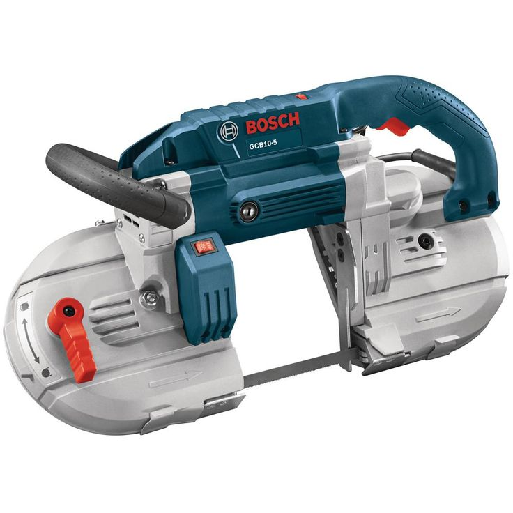 Bosch 10 Amp Variable Speed Portable Band Saw
