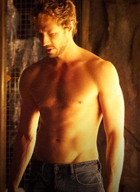 Kris Holden-Ried in Lost Girl. Idk what it is about him, but everytime I watch Lost Girl all I can think is yummy