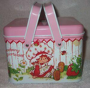 Strawberry Shortcake Cake Tin
