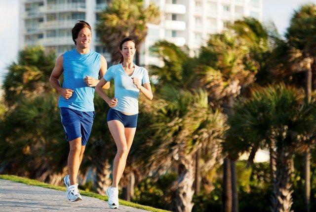 Lari 5 Menit Setiap Hari Mengurangi Resiko Stroke