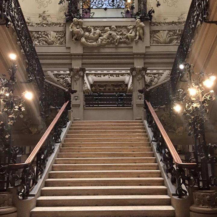 """Palazzo Castiglioni - Il palazzo liberty più bello di Milano, in origine chiamato la """"Ca' di Ciapp""""! Con Akropolis gli speciali tour nel Liberty ambrosiano. #milano #mymilano #akropolis"""
