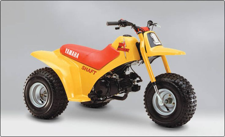 10 best images about 3 wheeler on pinterest family for Yamaha mini four wheelers