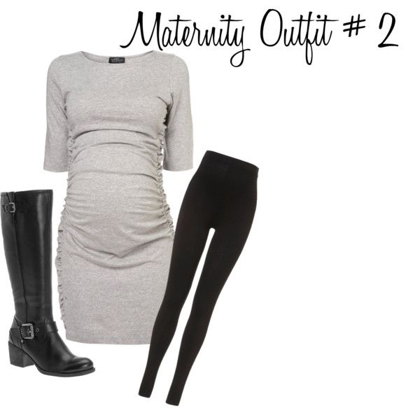 """""""Maternity Outfit 2"""" - so cute"""