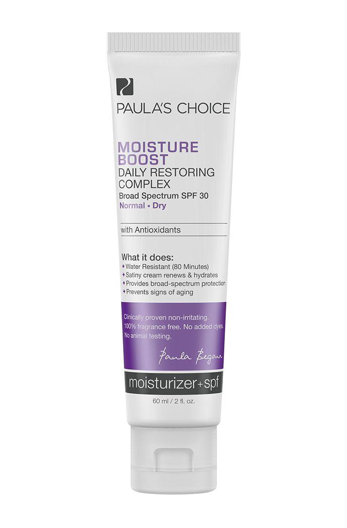 Moisture Boost Daily Restoring Complex with SPF 20 für normale bis trockene Haut
