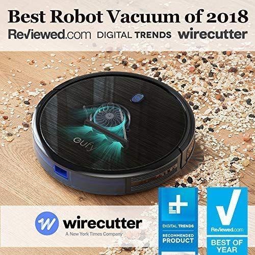Strong Suction Super Quiet Self Charging Robotic Vacuum Cleaner