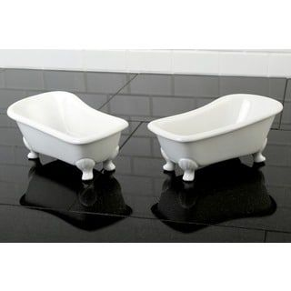 Shop For Clawfoot Bathtub Accessory 2 Piece Set. Free Shipping On Orders  Over $45