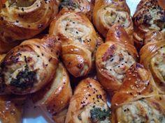 Petits pains turcs farcis