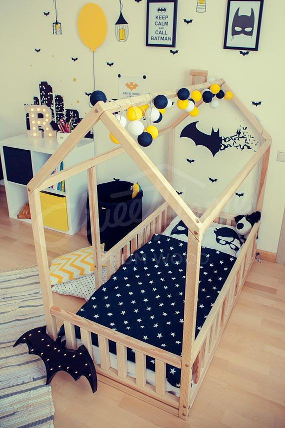 die besten 25 montessori bett ideen auf pinterest. Black Bedroom Furniture Sets. Home Design Ideas