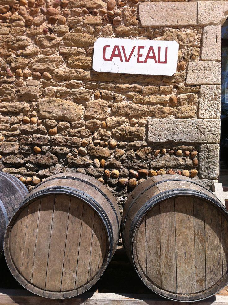 Cave á Vins en Provence