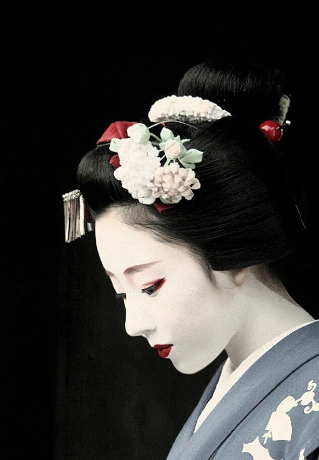 Maiko. Kyoto. Japan.