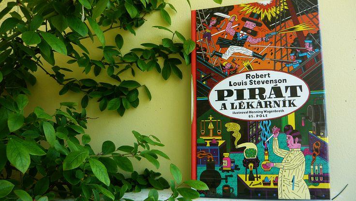 Robert Louis Stevenson .:. Pirát a Lékárník