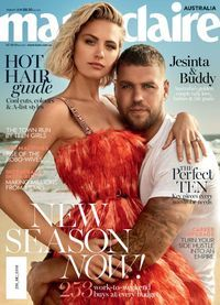 March 01, 2018 issue of Marie Claire Australia. Available now at WCL via RB Digital.