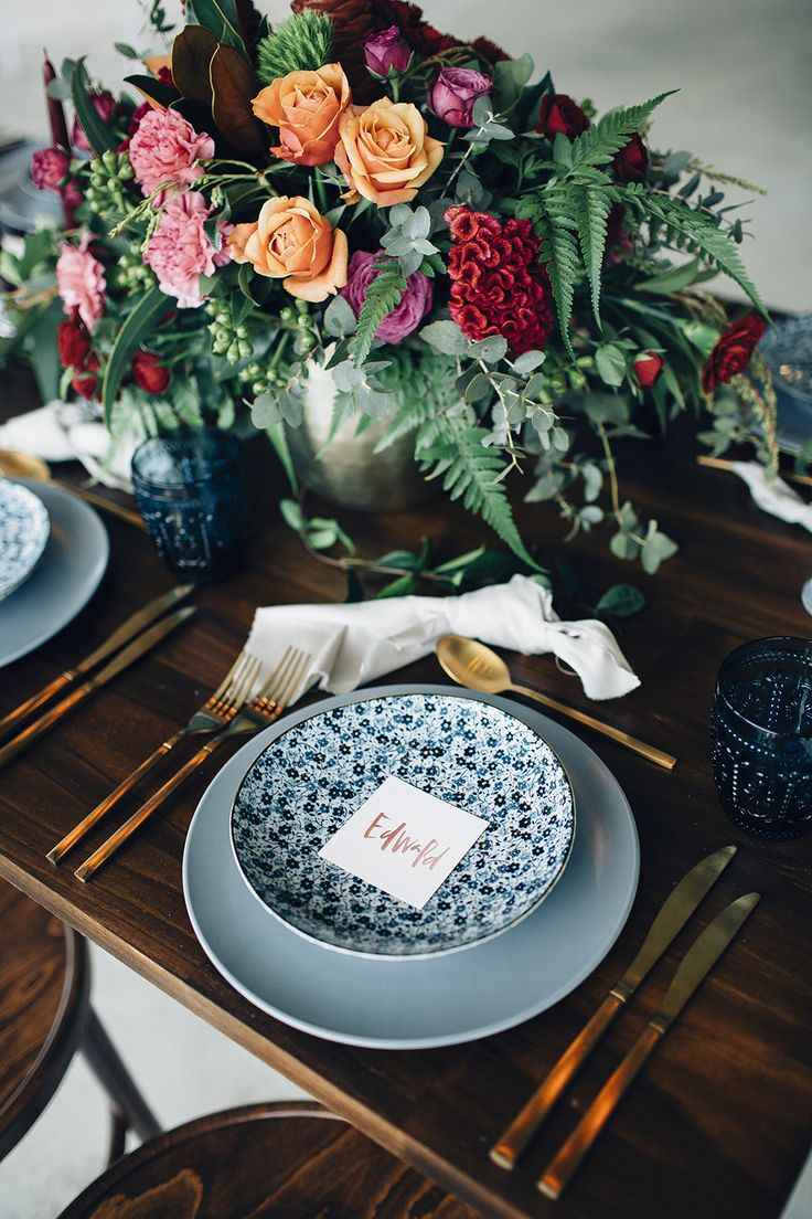 25 best ideas about table place settings on pinterest. Black Bedroom Furniture Sets. Home Design Ideas