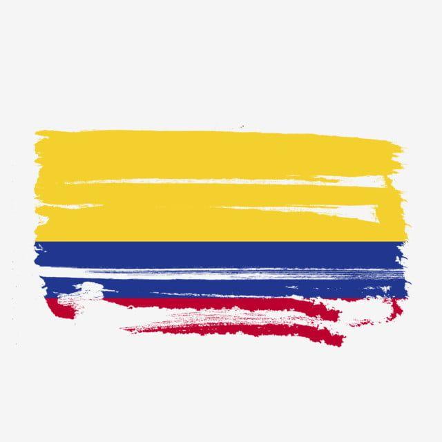 Bandera De Colombia Transparente Con Pincel De Acuarela Colombia Colombia Flag Vector De Bandera De Colombia Png Y Psd Para Descargar Gratis Pngtree En 2020 Bandera De Colombia Bandera Independencia De Colombia