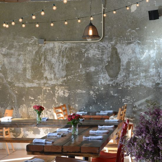 Modern Mexican Restaurants: Nido, Oakland, CA