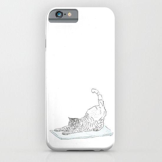 Yoga Cat iPhone