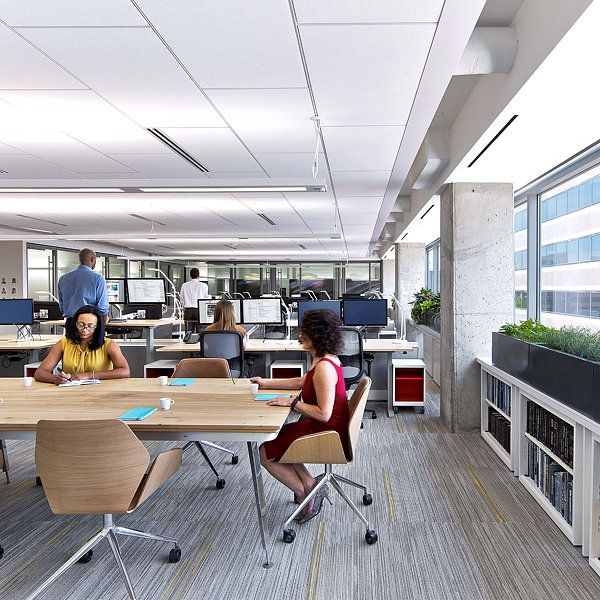 Asid Releases Post Occupancy Research Findings Of Its New Hq Interior Design Guide Interior Work Asid