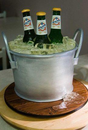 pastel-torta: Cooler de cervezas